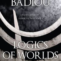 Logics of Worlds by Alain Badiou (PDF)
