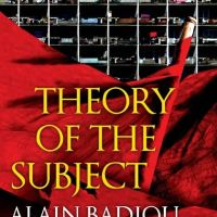 Theory of the Subject by Alain Badiou (PDF)